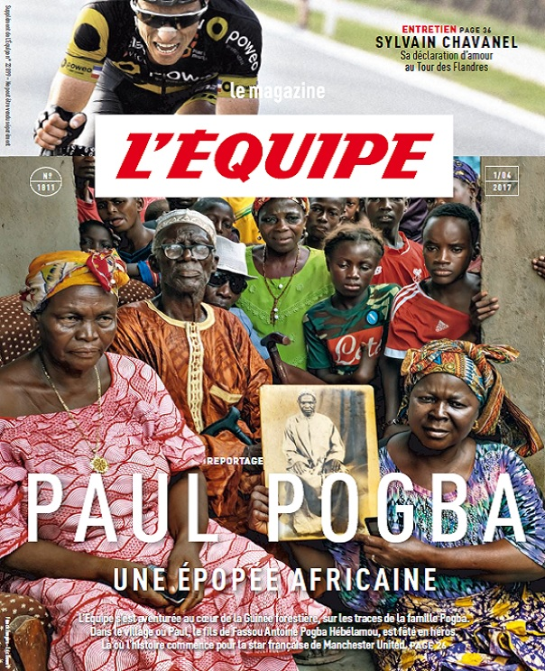 télécharger L'Equipe Magazine N°1811 Du 1er Avril 2017