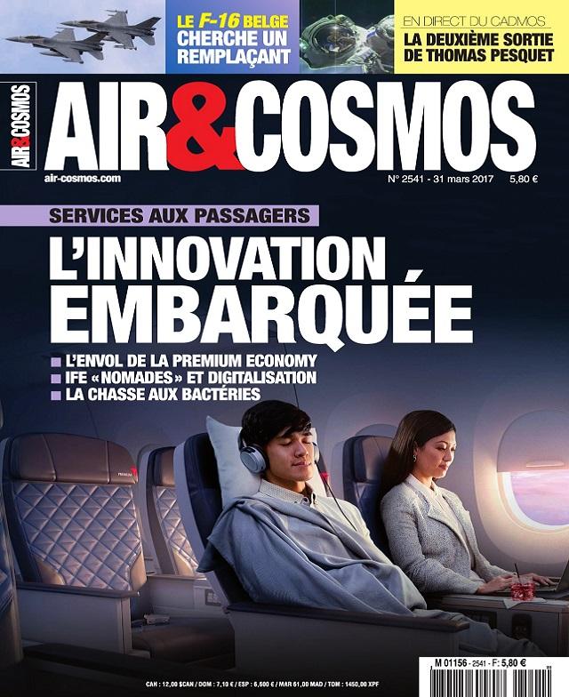 télécharger Air et Cosmos N°2541 Du 31 Mars Au 6 Avril 2017