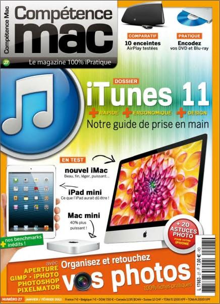 Compétence Mac N°27 - iTunes : Notre Guide de Prise en Main