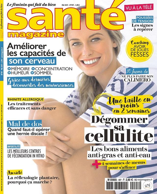 télécharger Santé Magazine N°497 - Mai 2017