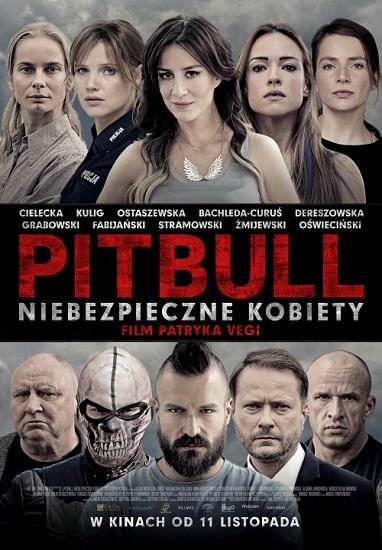 Pitbull. Niebezpieczne kobiety (2016) PL.DVDRip.XviD.AC3-KiT / Film Polski