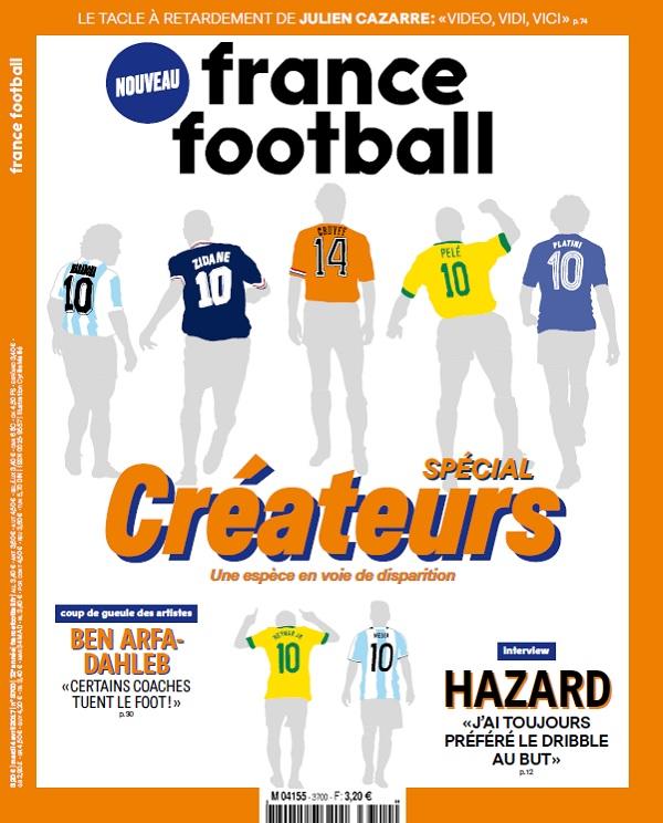 télécharger France Football N°3700 Du 4 Avril 2017