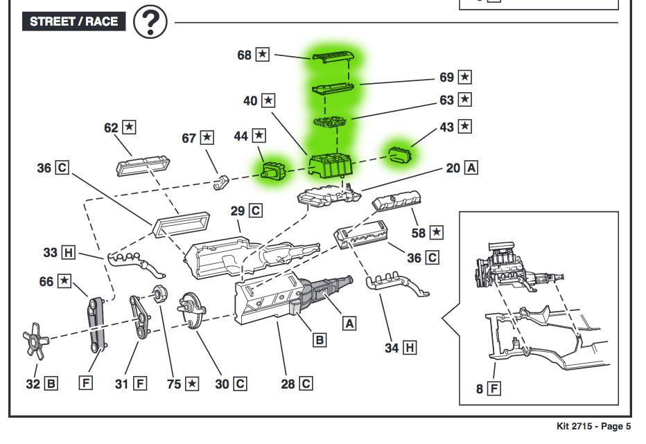 recherche pièces moteur chevelle 70 170404113324615230