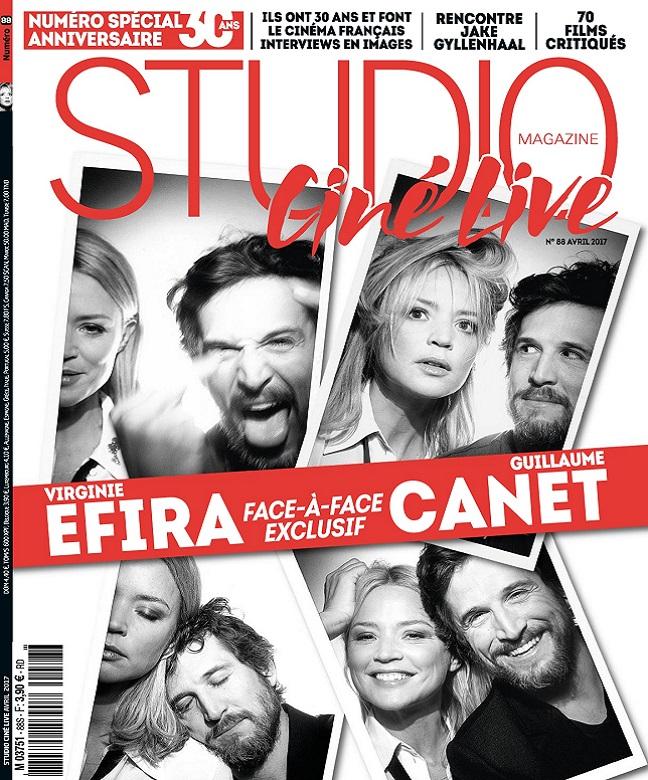 télécharger Studio Ciné Live N°88 - Avril 2017