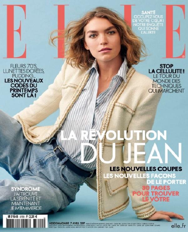 télécharger Elle N°3720 Du 7 au 13 Avril 2017