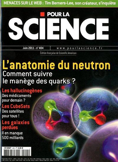 Pour la Science N°404 - L'anatomie du Neutron