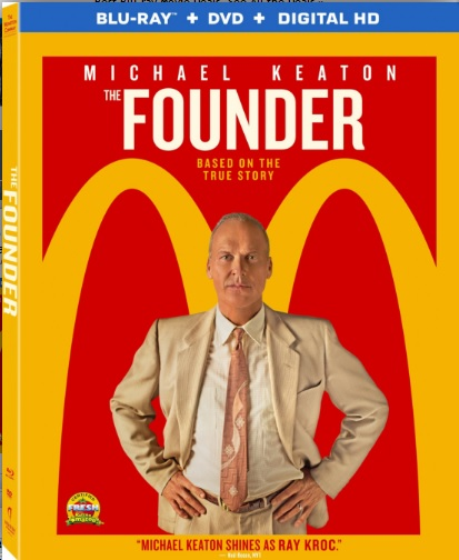 The Founder (2016) poster image