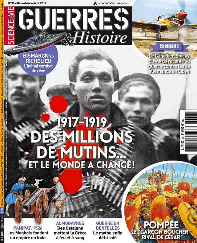 télécharger Science et Vie Guerres et Histoire N°36 - Avril 2017