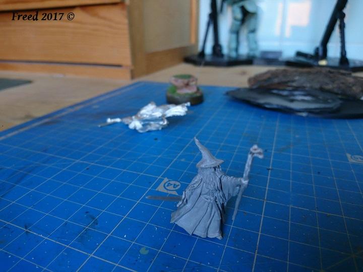"""Concours de peinture SDA n°5 - """"Gandalf"""" 170408122920115913"""
