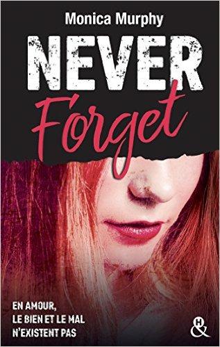 télécharger Never forget T1: La dark romance la plus interdite qui soit