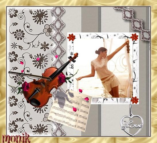 violon fille
