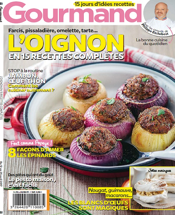 télécharger Gourmand N°369 Du 12 au 25 Avril 2017