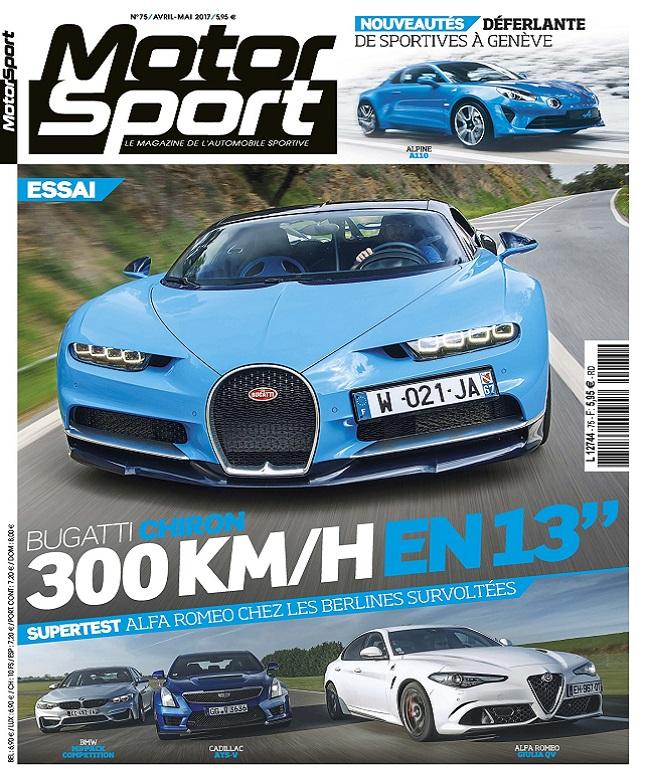 télécharger Motor Sport N°75 - Avril-Mai 2017