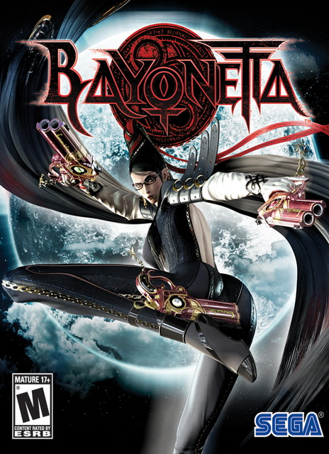 Poster for Bayonetta