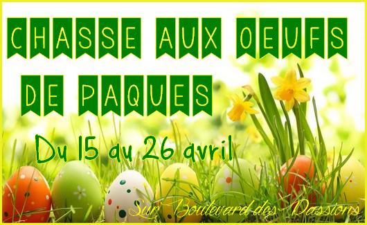 Chasse aux oeufs de Pâques version BdP - Saison 2 !  170412072240590593