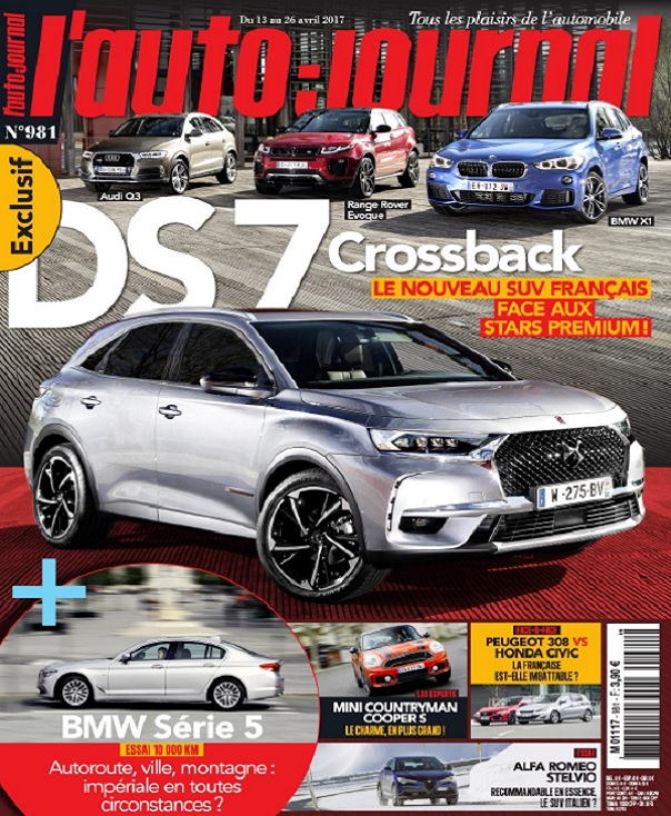télécharger L'Auto-Journal N°981 Du 13 au 26 Avril 2017