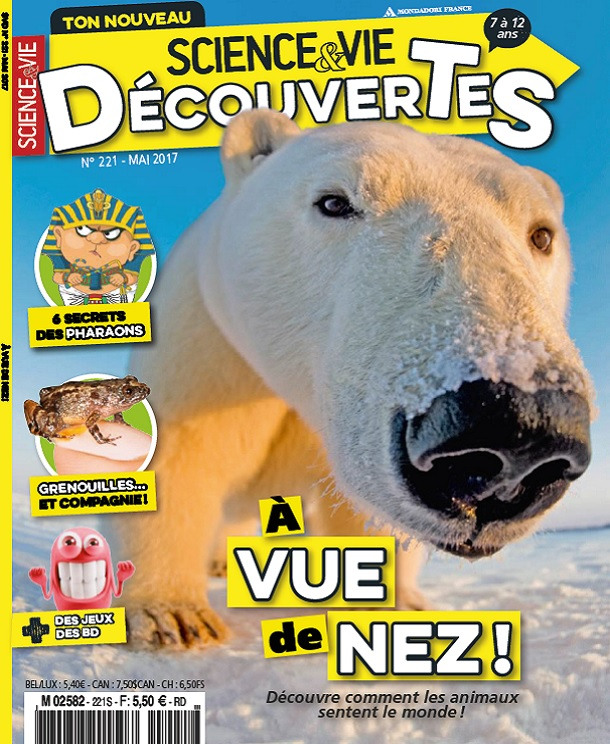 télécharger Science et Vie Découvertes N°221 - Mai 2017