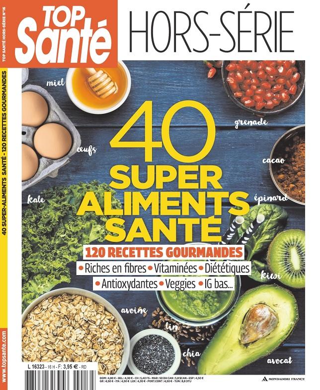 télécharger Top Santé Hors Série N°16 - Printemps 2017