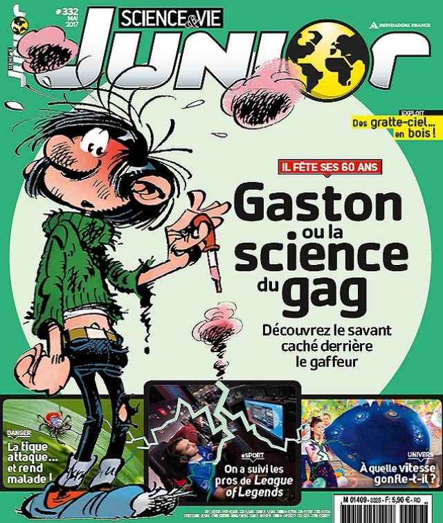 télécharger Science et Vie Junior N°332 - Mai 2017
