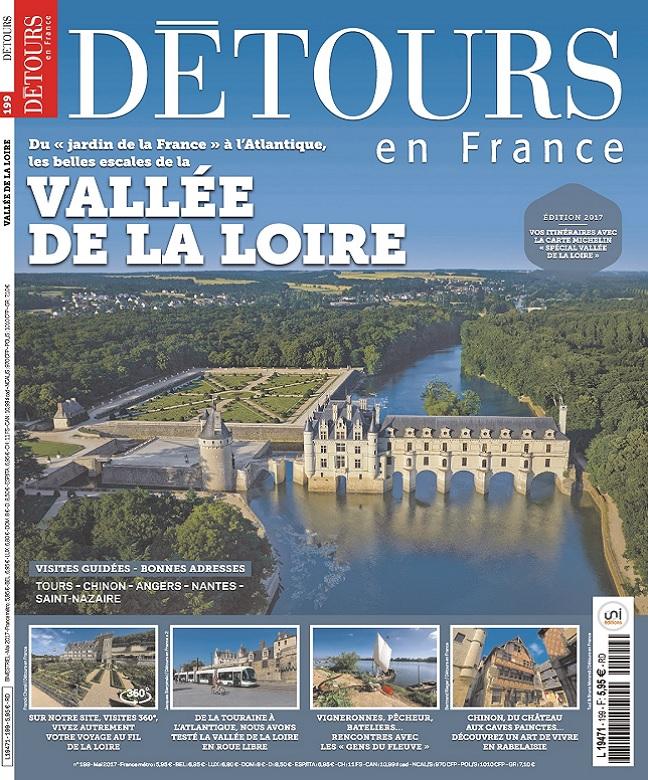 télécharger Détours En France N°199 - Mai 2017
