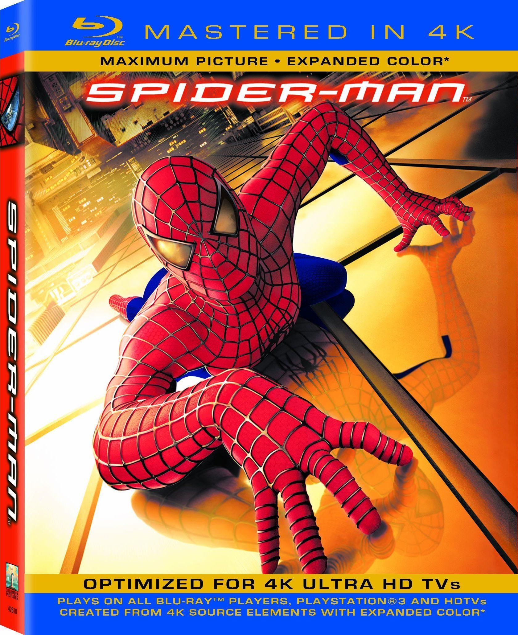 Spider-Man (2002) poster image