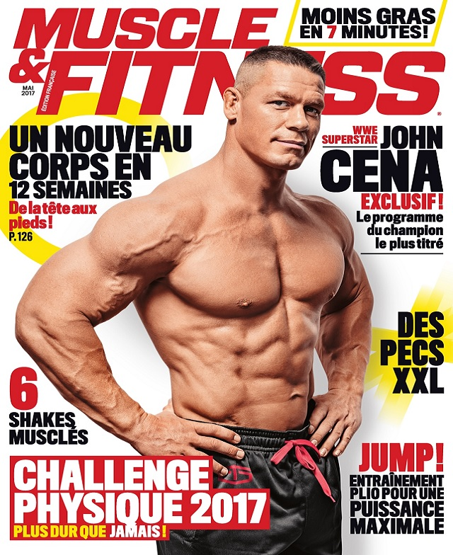 Muscle et Fitness N°355 - Mai 2017