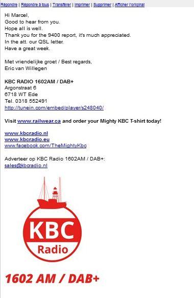 eQSL de KBC via Bulgarie 170416045242212432