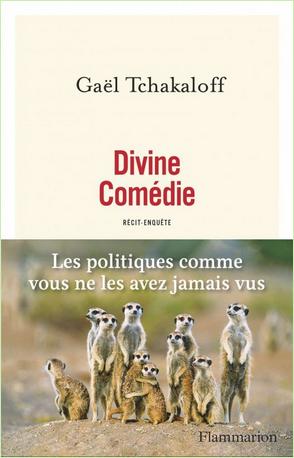 Tchakaloff, Gaël - Divine Comédie (2017 Flammarion)