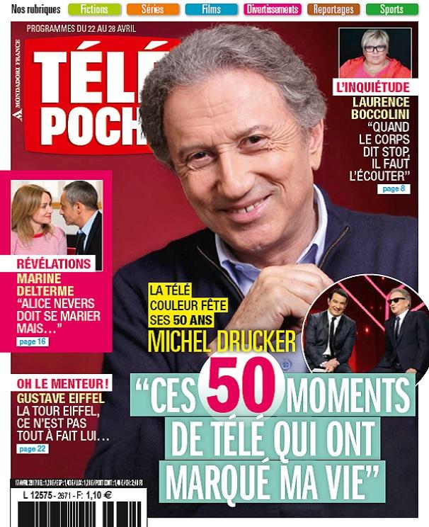 télécharger Télé Poche N°2671 Du 22 au 28 Avril 2017