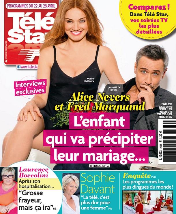 télécharger Télé Star N°2116 Du 22 au 28 Avril 2017