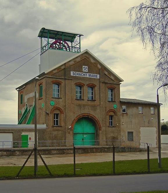 Mémorial du camp de concentration de Beendorf près de Berlin