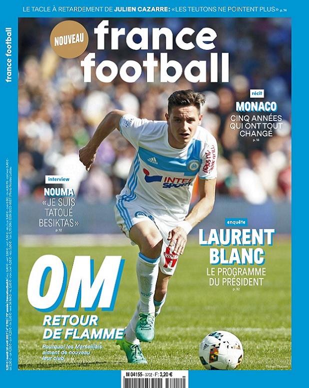 télécharger France Football N°3702 Du 18 Avril 2017