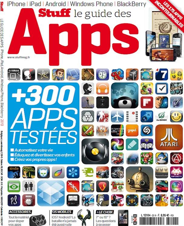 télécharger Stuff Hors Série N°28 - Le Guide Des Apps