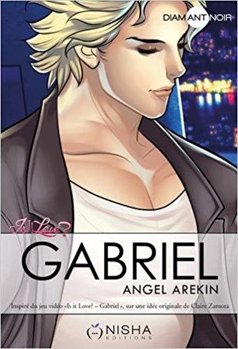 Gabriel de Angel Arekin 2017