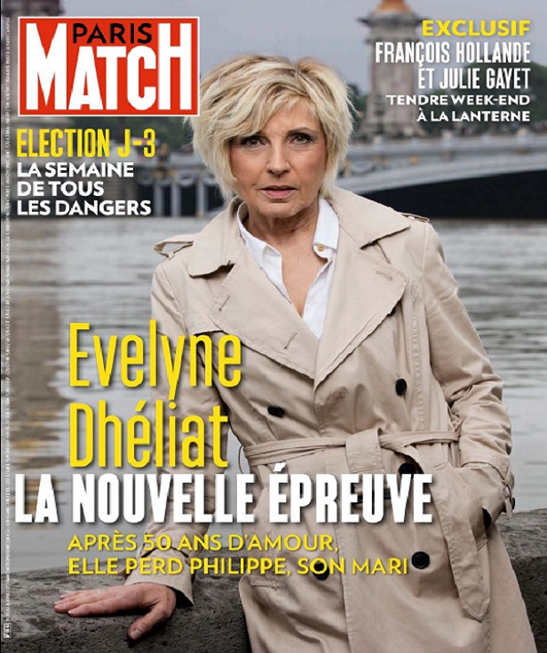 télécharger Paris Match N°3544 Du 20 au 26 Avril 2017