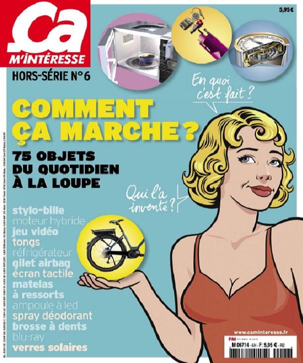 Ça M'Intéresse Hors Série N°6 - Mai-Juin 2017
