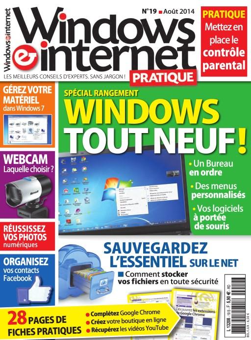 Windows   Internet Pratique N  19   Windows Tout Neuf