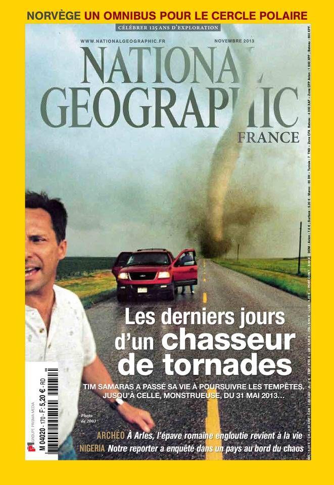 National Geographic N  170   Les Derniers Jours d'un Chasseur de Tornades