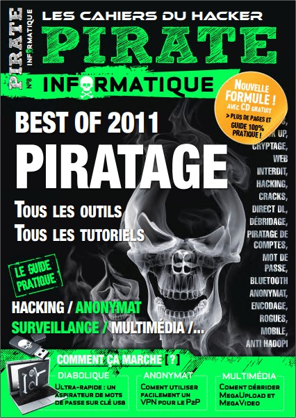 Pirate Informatique N  8   Best Of Piratage