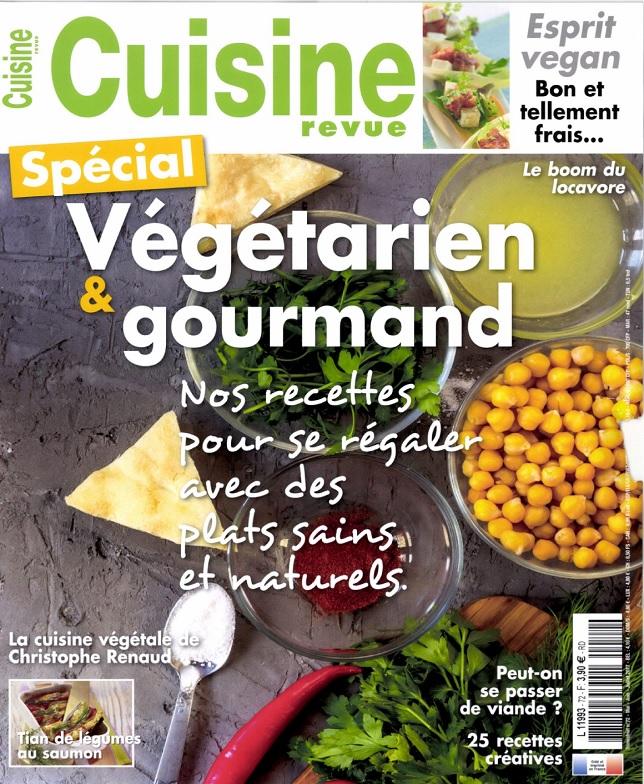 Cuisine Revue N°72 - Mai-Juillet 2017