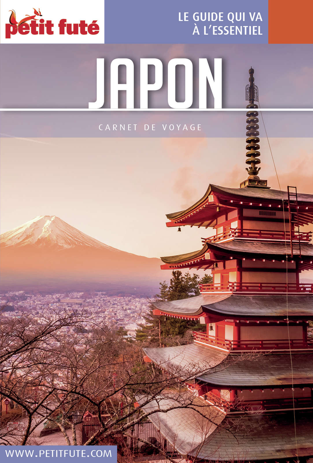Carnet de voyage - Japon 2016