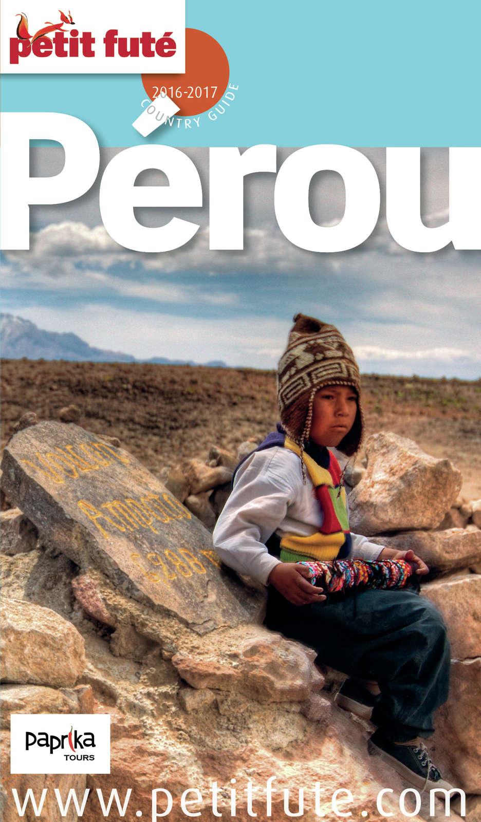 télécharger Petit Futé - Pérou 2016-2017