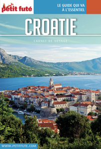 Carnet de voyage - Croatie 2017-2018