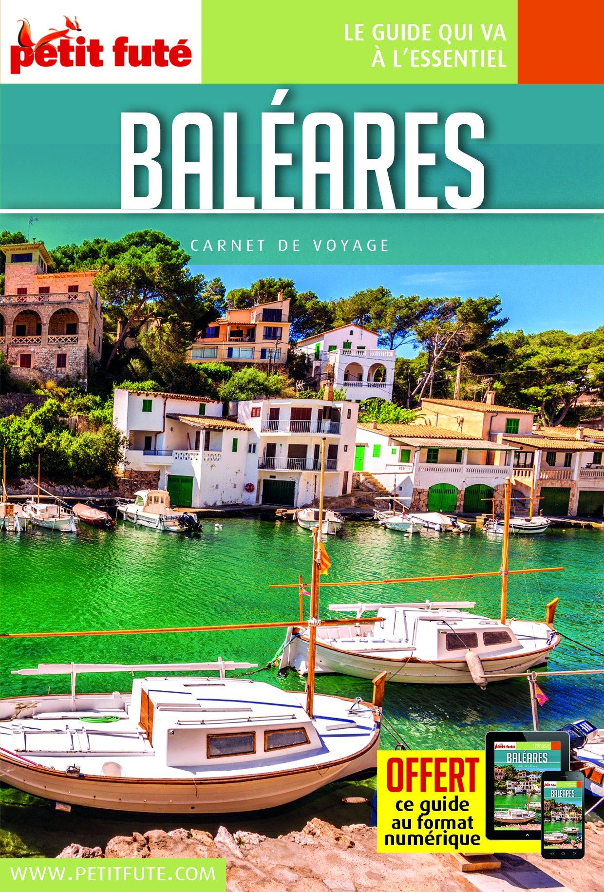 Carnet de voyage - Baléares 2016