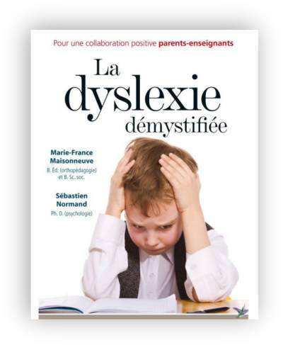 TELECHARGER MAGAZINE La dyslexie démystifiée