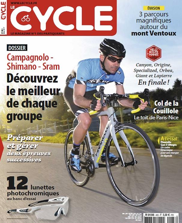 Le Cycle N°483 - Mai 2017