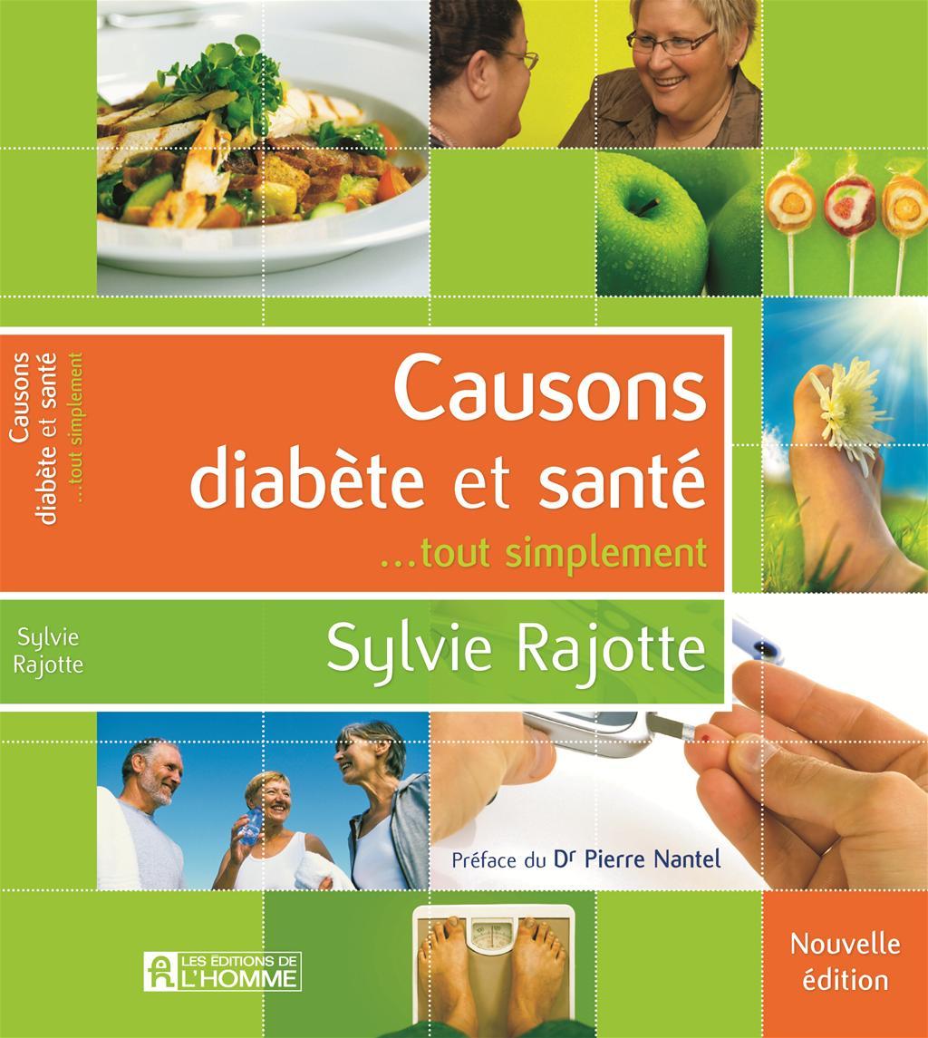 télécharger Causons diabète et santé...tout simplement