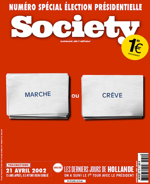 télécharger Society N°55 Du 25 Avril au 8 Mai 2017