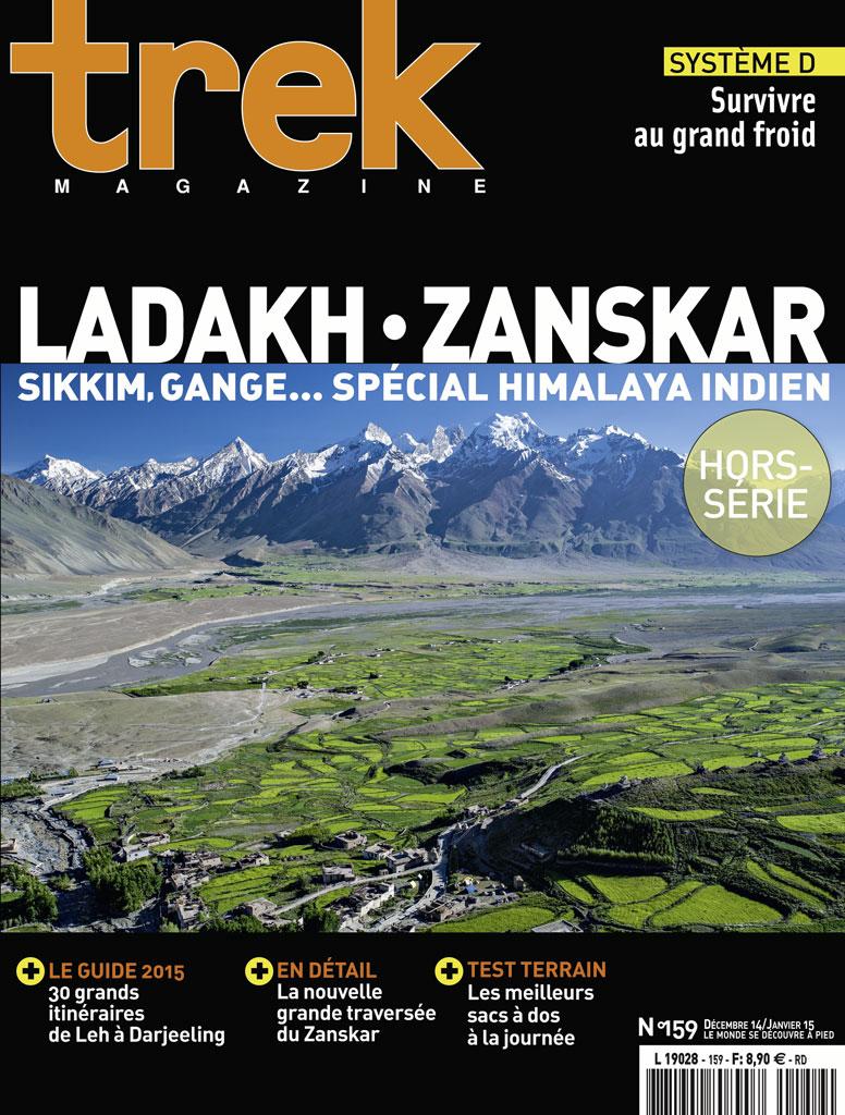Trek Magazine N°159 - Spécial Himalaya Indien