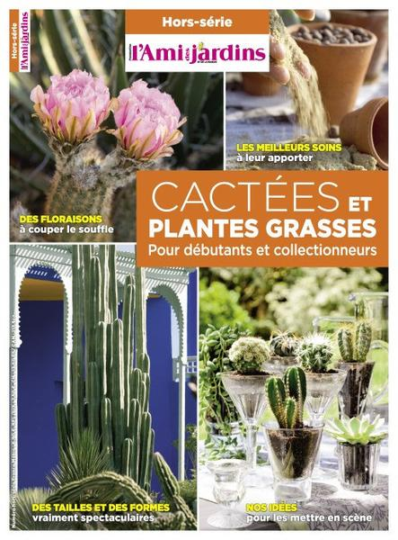 L Ami des Jardins et de la Maison Hors-Série N°183 - 100 Arbres et Arbustes pour Petits Jardins